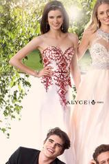 6345 Alyce Paris Prom