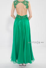6418 Emerald/Nude back