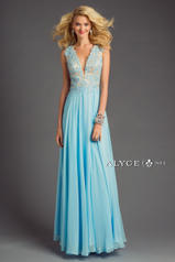 6418 Sky Blue/Nude front