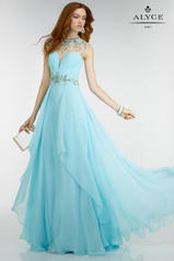 6543 Alyce Paris Prom