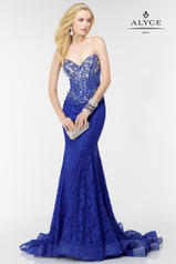 6580 Alyce Paris Prom