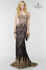 6597 Alyce Paris Prom