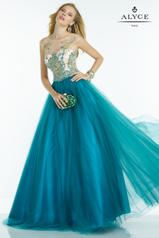 6598 Alyce Paris Prom