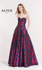 7015 Alyce Paris Prom