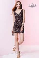 4416 Black/Nude front