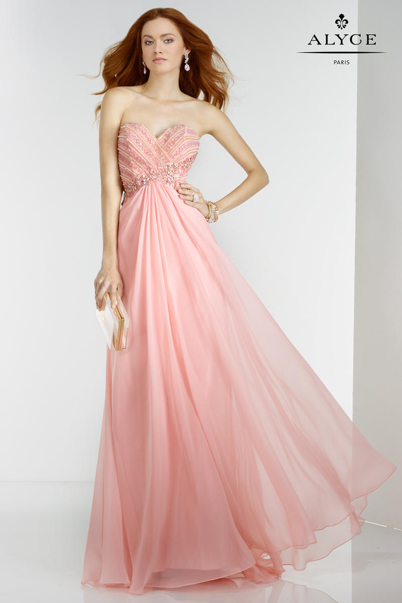 Alyce Prom 6515 Alyce Paris Prom After Five Fashion Graduation Dresses Prom Dresses Cocktail