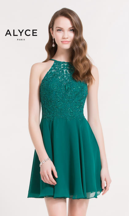 Alyce Paris Homecoming Dress
