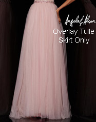 A51104 TULLE SKIRT ONLY!