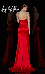 51087 Hot Red back