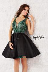 52015 Emerald/Black front