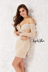 52033 White/Nude front