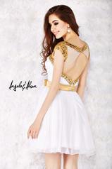 52036 White/Gold back