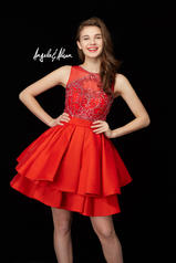 72013 Hot Red detail