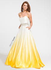 1129 Yellow Ombre front