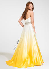 1129 Yellow Ombre back
