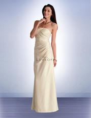 Strapless Satin