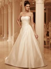2101 Strapless Ball Gown