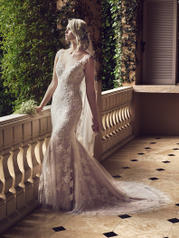 2228 Silver Blush/Ivory/Silver front