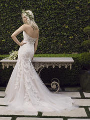 2242 Champagne/Ivory/Silver back