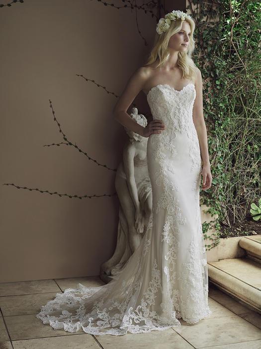 Hazel - Casablanca Bridal