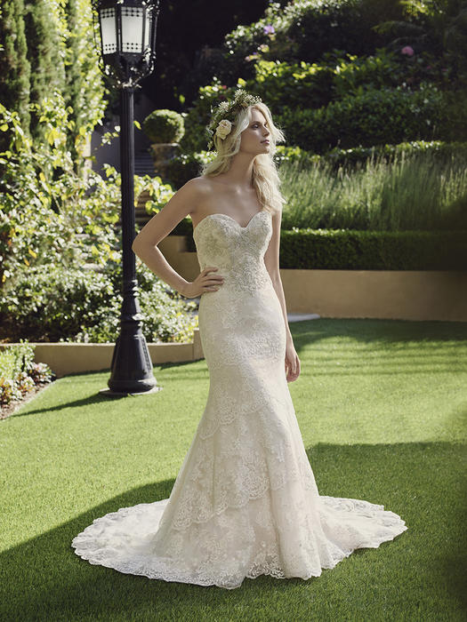 Iris - Casablanca Bridal