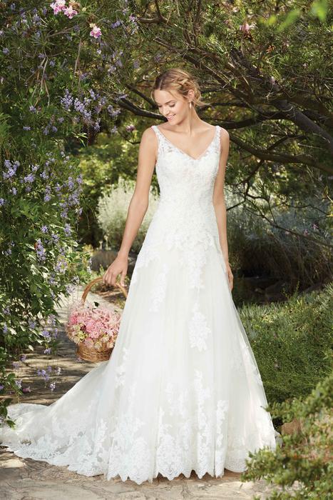 Plumeria - Casablanca Bridal