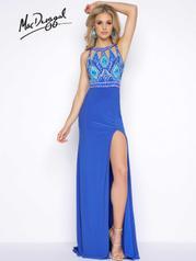 40603A Aztec Blue front