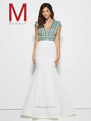 48394M White/Emerald front