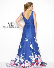 66005F Blue Floral back