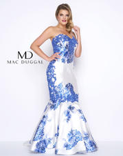 77173F Blue Floral front