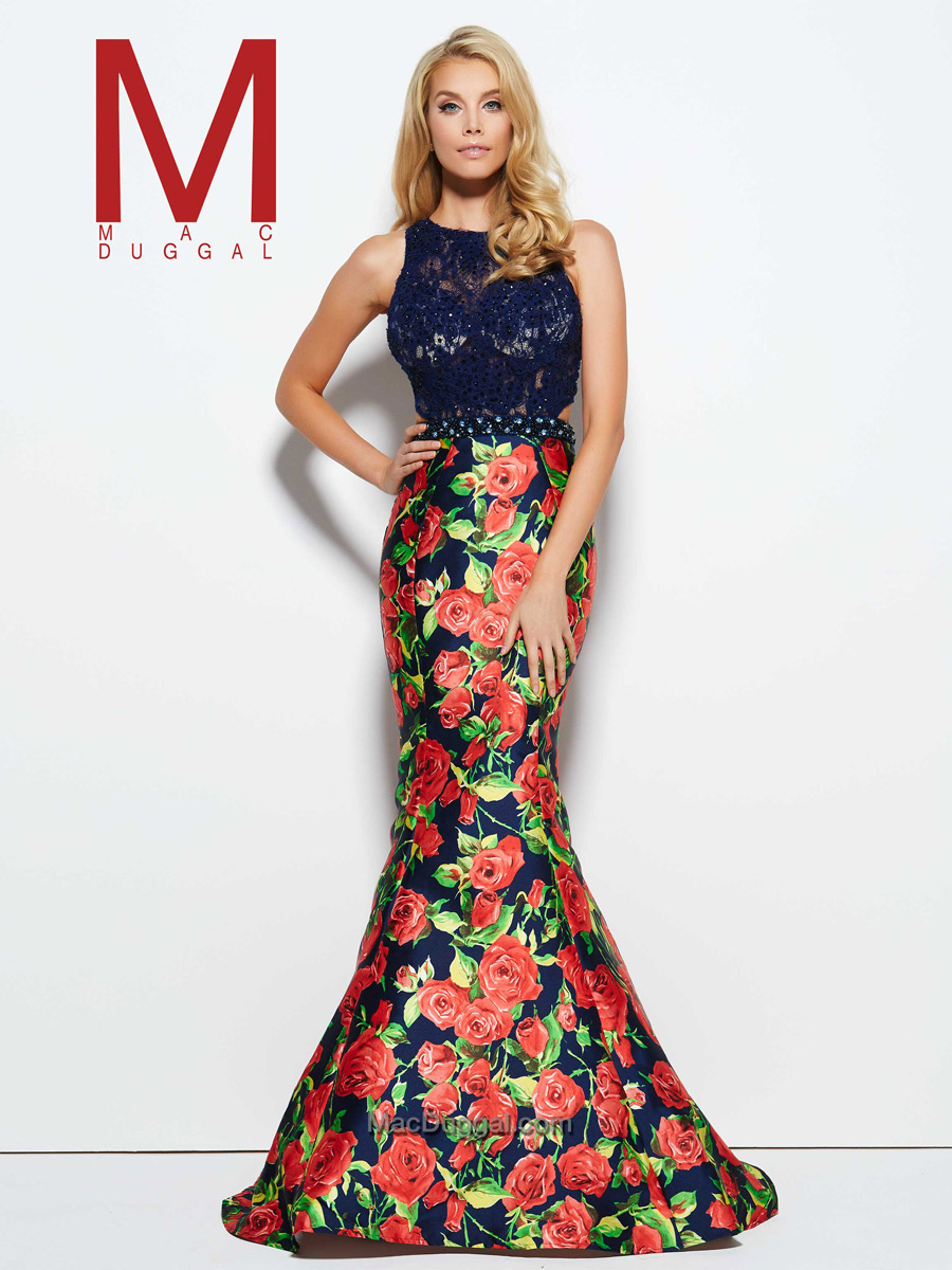 Mac Duggal Prom 65576M Mac Duggal Prom Infusion Boutique - Pageant ...