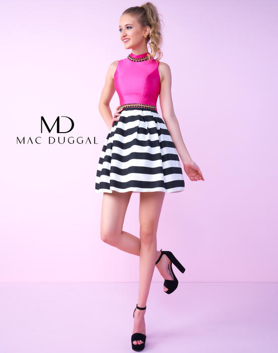 Mac Duggal Homecoming at Synchronicity Boutique