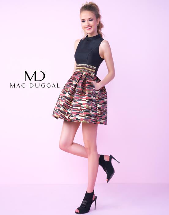 Mac Duggal Homecoming