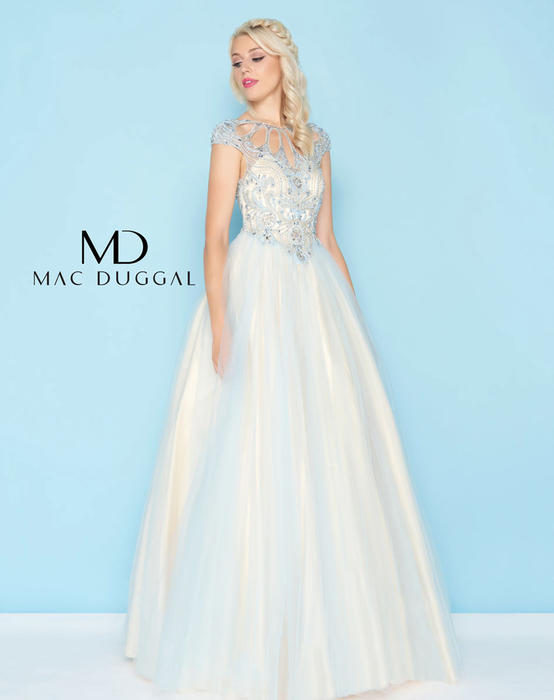 Mac Duggal Ball Gowns at Synchronicity Boutique