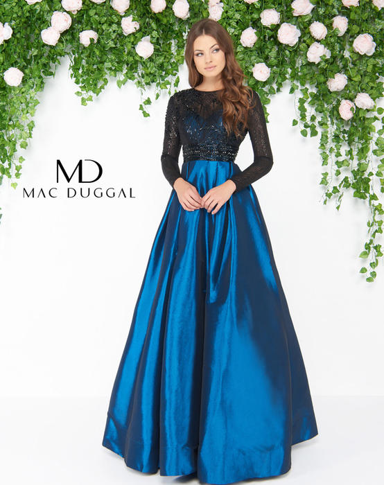 Mac Duggal Couture at Synchronicity Boutique