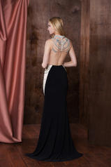 1781 Black/ Nude back