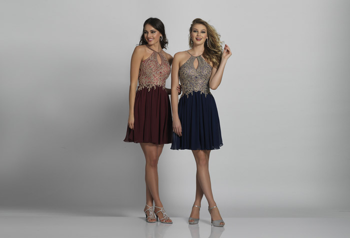 Dave and Johnny Homecoming Dresses