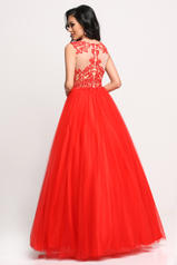 71631 Red/Nude back