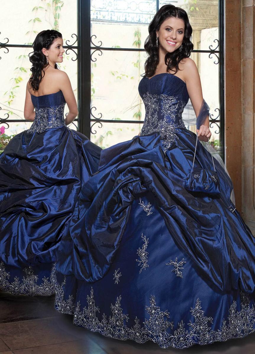 зимние вечерние платья 2011