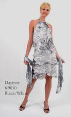 9010 Black White Print front