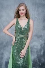 1360 Green detail