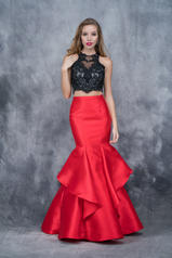1382 Black/Red front