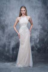 4157 Ivory/Nude front