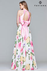 10047 Ivory/Pink/Pink back