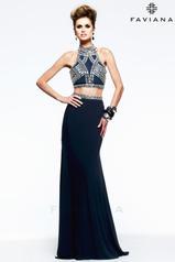 S7537 Faviana Glamour
