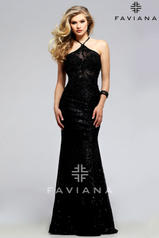 S7713 Faviana Glamour