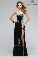 S7737 Faviana Glamour