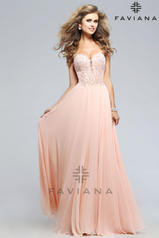 S7815 Soft Peach front