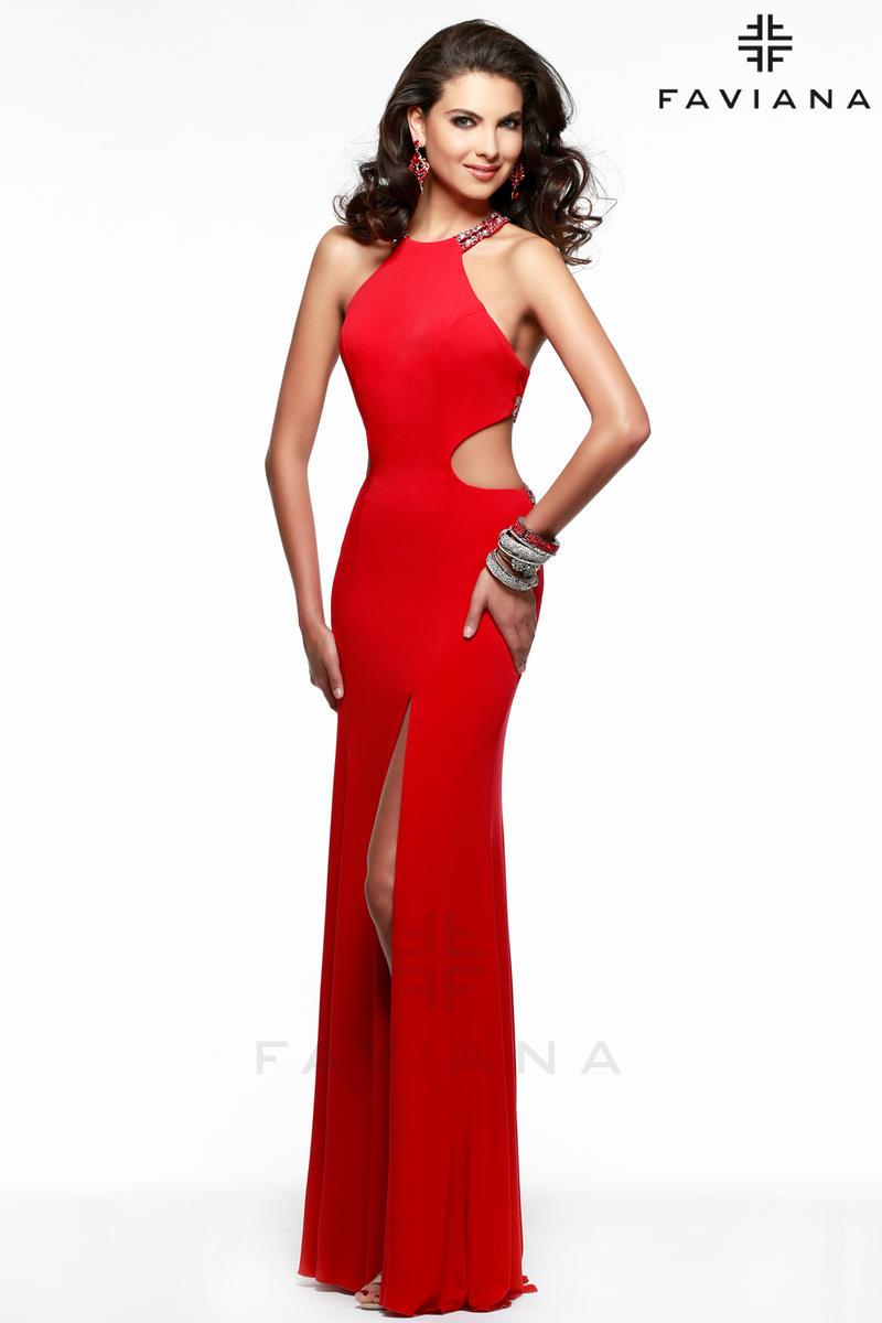 2336d987652d Faviana 7543 | Faviana 7543 Gown | Faviana 7543 Dress