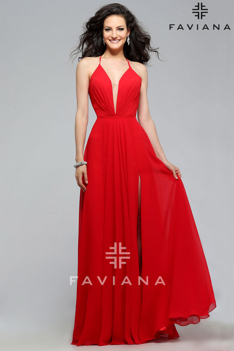 Faviana Dress Collection 7747